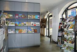 Informationszentrum auf der Burg
